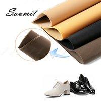 Rubber Shoes Soles Repair Patch per scarpe unisex anti-slittamento Solette Solette full Sole Protector Soling foglio tacchi alti tacchi 210402