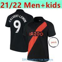 21 22 футбол Джеймс Джеймс Аллан Дукур прочь Черный футбол набор вратаря 2021 2022 KEAN Richarlison Vogie Thailand Men Kids Kit