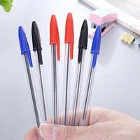 ボールペン5/10ピース1mmペン携帯用耐久のロングラストはフェードレインボー3カラーボールポイントキッズスクールオフィス用品