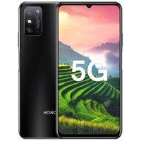 "Original Huawei Honra X10 Max 5G Telefone Celular 6GB Ram 128GB Rom MTK 800 Octa Core Android 7.09 ""48MP AI NFC Rosto ID de impressão digital"