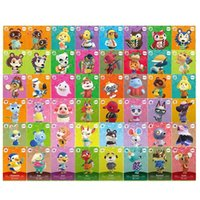 2021 Amiibo NFC Cards for Animal Crossing amiibos Card Series 5 Compatible with Switch Wii U New 3DS-48Pcs