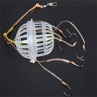 1 قطعة انفجار هوك الصيد هوك مجموعات في الهواء الطلق fishhook معالجة الكارب الصيد اكسسوارات الصيد معالجة 1085 Z2