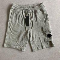 CP shorts topstoney calças jogging moda moda mens calça verão streetwear casual menino homens joelho comprimento calças