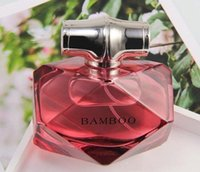 Perfumes Fragancia para Mujeres Bamboo Perfume EDP Buena calidad Regalo 75ml Fragancias de larga duración y agradable.