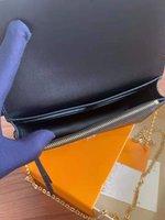Top Qualität Leinwand Oxidierende Leder Kosmetikbeutel Dame Leder Designer Zippy Toilette Tasche Makeup Case