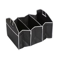 Car Organizer CHSKY Collapsible Trunk Toys Food Storage Truck Cargo Container Bags Box Stowing Styling Auto Accessories