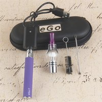 EGO T Wax Vaporizer Vape Pen Device 3.5ml capacity clear omizer Fit for 510 thread battery