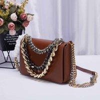 Evening Bags Classic Single Shoulder Handbag Crossbody Bag Wallet Women Luxurys Designers Leather Purse Gold And Silver Chain Clutch Envelop