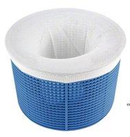 20pcs / lot Pool Skimmer Socks Calks Filtri cesti, skimmers pulisce detriti e foglie per piscine a terra a terra DHD7284