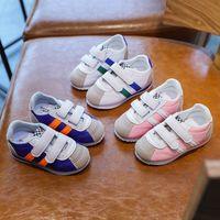 Детский досуг мода спортивные туфли осень Новый антисцид детские корейские девушки одиночные мальчики доска для мальчиков воздух ходьба I0US