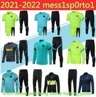 2021/2022 Inter futebol Jacket Tracksuit Lukaku Futebol Jerseys Treinamento Terno Chandal 20 21 22 Lautaro Barella Vidal Alexis Camisola Jaquetas Suéter Mudigão