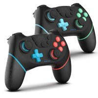 Game Controllers & Joysticks 2021 Wireless-Bluetooth-compatible Pro Gamepad For Switch Joystick 6-Axis Controller Control