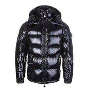 メンズファッションダウンジャケットの羽の冬のフード付きの暖かい防風コート厚い冷たいぬいぐる襟高品質オーバーコート