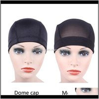 Aessories ferramentas produtos entrega 2021 58PercentOff 1 pcs black come wig bonés mais fáceis costurar no cabelo elástico de tecelagem elástica