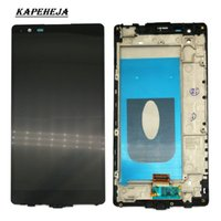 5.3 inç LG X Güç K220 K220F K220DS F750K LS755 K450 LCD Paneller Ekran Dokunmatik Ekran Digitizer Meclisi