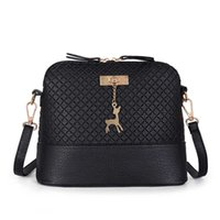 Branded crossbody Shoulder_bag Designer Tote Bag Mini Luxurys Bags Handbag Women Messenger Fashion Pu Leather with Herten Toys Shell Shape