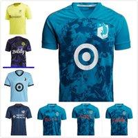 Parley Primly MLS DC United Soccer Jerseys 21 22 Lafc Inter Miami Atlanta La Galaxy York مونتريال كولومبوس جيرسي سياتل ساوندز كنساس 2021 2022 تورونتو FC الأعلى