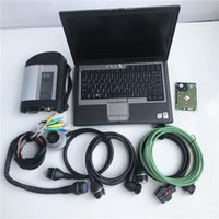Diagnostic Tools Mb Star Sd C4 Diagnositc Connect Compact 4 With 2021.09v Hdd Software In D630 Laptop 4g Ready To Work