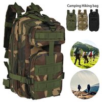 Camping Hiking Bag Outdoor Military Rucksacks Oxford Cloth Waterproof Tactical Backpack Sports Trekking Fishing Hunting Bags