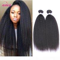 Бразильские девственницы человеческие волосы сплетничают связки потрясающие прямые 8А перуанский малайзийский индийский монгольский итальянский грубый яки прямые наращивания волос