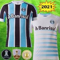 2021 Gremio FC Futbol Formaları Guild Giuliano 21 22 Ramiro Geromel Luan Maicon Fernandinho Jersey Erkek Kadın Eğitim Yelek Futbol Gömlek Tayland