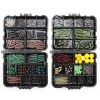 189 шт. / Коробка портативные рыболовные снасти коробки аксессуары комплект комплект для карпа приманка приманка ледяной зимний аксессуар наборы инструментов