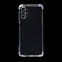 Samsung A22 F62 M62 A02 A72 A52 5G Transparent Darbeye Dayanıklı Kılıflar Yumuşak TPU Kapak