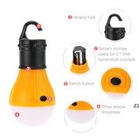 미니 휴대용 랜턴 텐트 빛 LED 전구 긴급 램프 방수 매달려 걸래 캠핑 가구 액세서리 HWE7034에 대 한 손전등