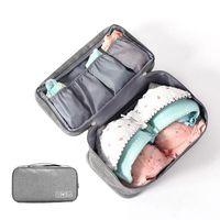 Storage Drawers Travel Multi-function Bra Underwear Packing Organizer Bag For Socks Cosmetic Case Men Women UD88