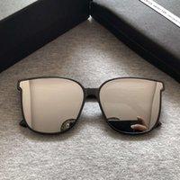 2021 GM Brand Men Designer Occhiali da sole Corea Deligente Monster Occhiali da sole Donne Classic Vintage Sun Glasses Stella Style Box Pacchetto