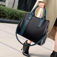 Evening Bags Female 2021 Simple Autumn And Winter Tote Bag Large-capacity Handbag Fashion All-match Single Shoulder Messenger