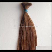 Weaves Remy Virgins Products2021 Продажа прямой человеческий мини-плетение без утки 100Перцентные необработанные бразильские волосы оптом купить 3Lot Получить 1 шт.