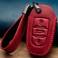 لبيجو 5008 308 408 508 Peugeot 3008 2008 شاملة غطاء مفتاح السيارة مفتاح السيارة عن بعد واقية