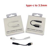 Type-C USB-C ذكر إلى 3.5 ملليمتر سماعة كابل محول aux الصوت أنثى جاك لسامسونج ملاحظة 10 20 زائد