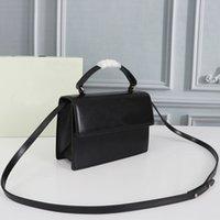 Women Men Designer handbags Purse Jitney bag Fashion White Tote off Genuine Leather Women Men luxury Bags Evening Bags