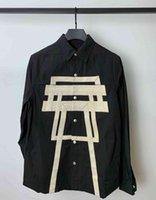 2020 Высокое качество Новые Мужчины Холст Лента Шищеная Рубашка Куртка Пальто Повседневная Пальто Мужчины Пальто Спортивные Мужские Пальто