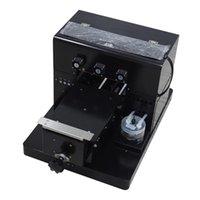 프린터 UV 프린터 A4 프린터 - 립 소프트웨어로 전화 커버 인쇄용 프린터 - 가장 작은 평판