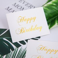 Personalized Fashion Paper Invitation Card Babyshower Birthday Party Wedding for Thanks Guests Gifts Favors GWA5274