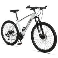 27,5 Zoll 24 TEXT Herren Mountainbike Aluminiumrahmen Doppelscheibenbremsen mit freien Reparaturwerkzeugen Pumpen Fahrräder für Erwachsene