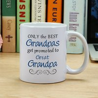 Series 1pcs Only The Best Creative Mugs Gifts For Father Mother Family Ceramic Milk Coffee Tea Cup Porcelain Mugs Drinkware