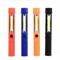 Işık Çalışma Bankası Klip LED Mini El Feneri Ile COB Onarım ve Çok İşlevli Manyetik Bakım Lamba Torch Kamp için 1491 Z2