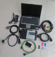 Código Scanner Dianóstico Ferramenta MB Estrela C5 SD Conecte Soft-Ware Soft-Ware 500GB HDD V03.2021 no laptop D630 pronto para uso