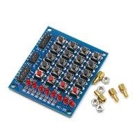 4x4 Matrix Teclado para Arduino Array Module 16 Teclado Push Botões Tastatur Interruptor Teclado Painel 4 * 4 Tasten 8LEDS Acessório Kit DIY