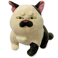 7 Inch Luca Movie Machiavelli Plush Cat Lovely Giulia Father Cat Doll Funniest Cat Plushie Birthday Gift Toy for Children Boys 210918
