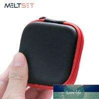Meltset Mini Kulaklık Saklama Çantası Kablo Organizatör Kılıfı Dijital USB Kutusu Taşınabilir Seyahat Elektronik Çanta