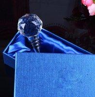 크리스탈 곰 와인 병 스토퍼 코르크 크리스탈 백조 음료 폐쇄 샴페인 와인 스토퍼 결혼 선물 바 액세서리 FWD8580