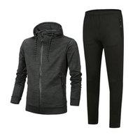 Designer Tracksuits Version Mens jacket coat pant Fashion Zipper Suit Tops Pants Men Casual Sweatshirt Sport Suits Hooded Hoody tech fleece active wear runner set