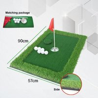 Golf Training Aids Pool Game Set Floating Green With Other Accessories