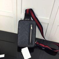 Pierna de cuero genuino bolsa de pecho masculino bolsa de crossbody hombres hombres de una sola correa de hombro trasero bolsa de viaje casual bolsas de viaje