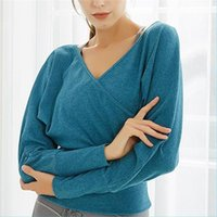 Yoga Outfits Autumn Winter Female Long Sleeve Solid Color T Shirt Quick Dry Running Gym Exercise Women Jacket